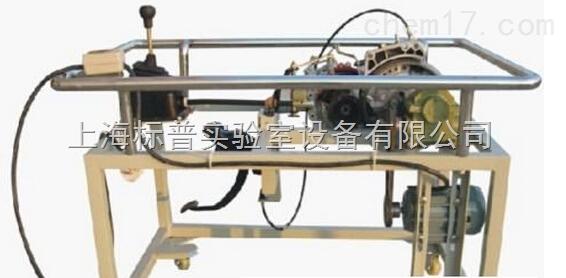 手动变速器解剖运行实训台(前驱动式) 汽车变速器、底盘实训台