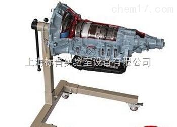 丰田A341E自动变速器解剖翻转台架|汽车变速器、底盘实训台