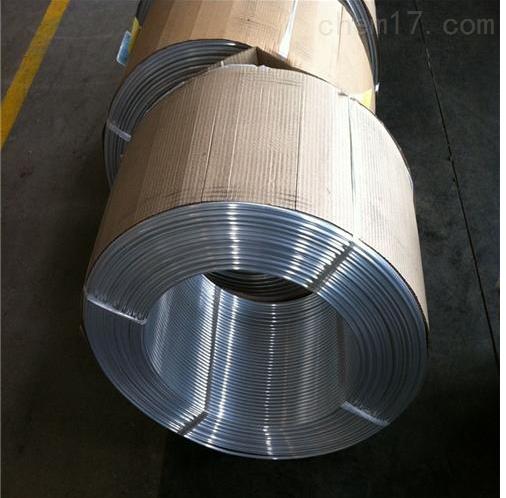 1060铝管铝盘管 直径8 10 铝盘管