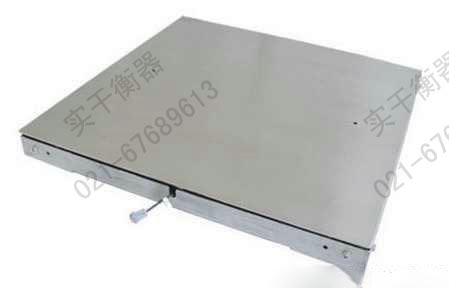 3吨电子地磅秤图片