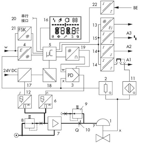 3845直流转换器电路图