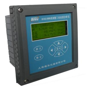 PH电导率溶解氧控制器