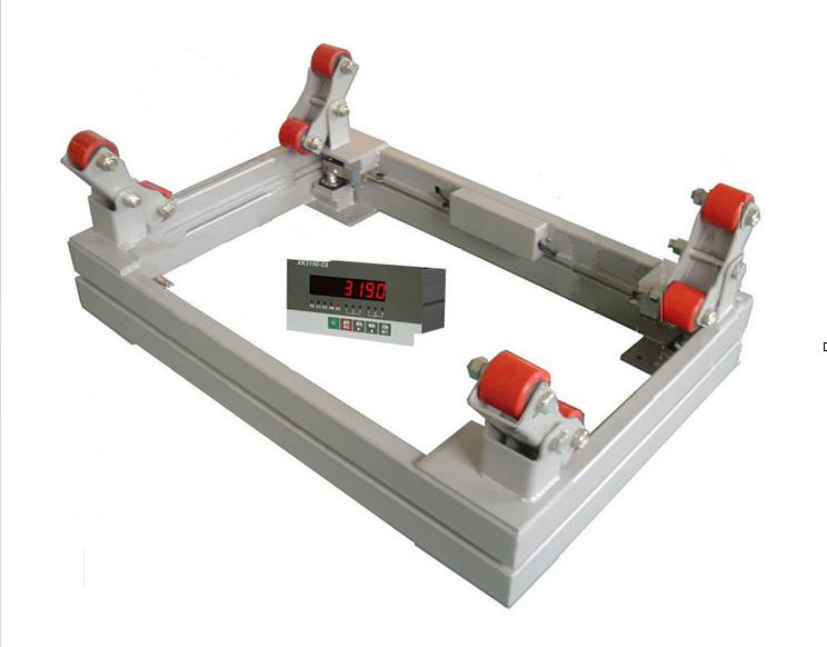 开关量控制信号输出钢瓶电子秤标定说明