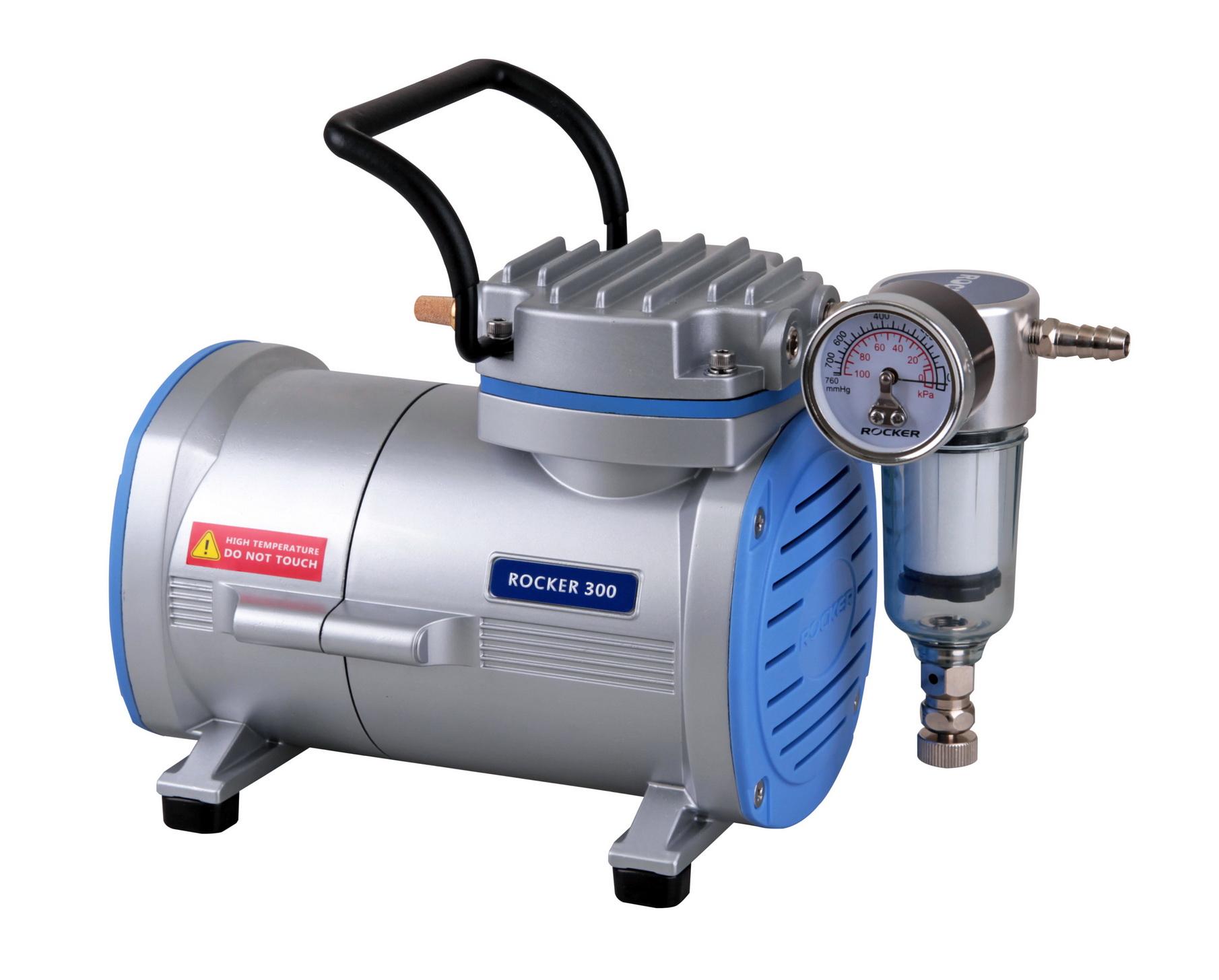 New Rocker 300 实验室真空泵无油式真空泵 、真空泵