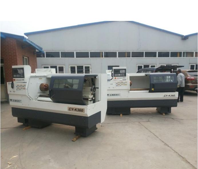 云南数控车床 cy-k360n是一款云南cy集团有限公司(原云南机床厂)