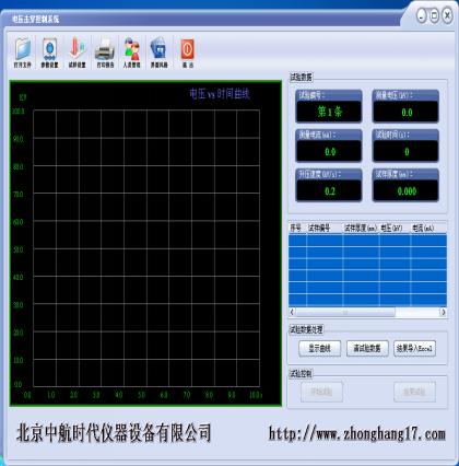 二只   05 放电系统 一套   06 控制系统 一套   07 数据采集系统 一