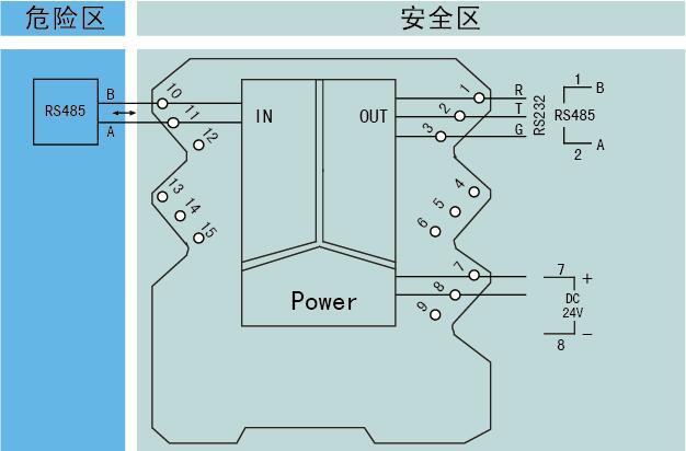 ohr-a37系列-虹润网上商城推出485输入检测端隔离栅