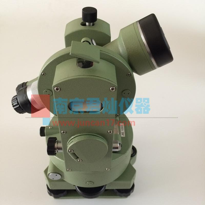 南京1002厂j6倒像光学经纬仪