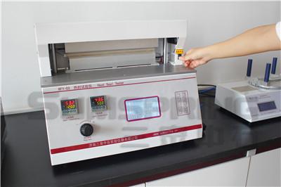 聚乙烯膜包装袋热合强度试验仪