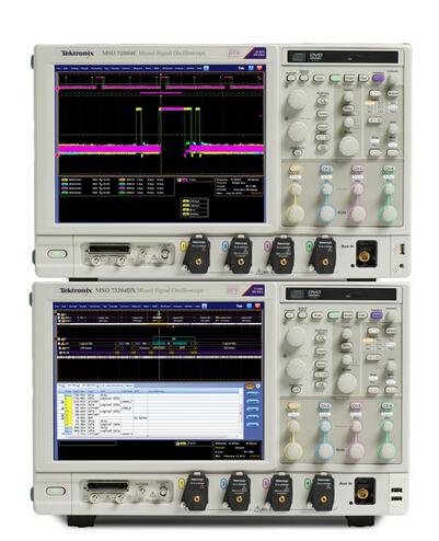 Tektronix 泰克 DPO72004C 示波器