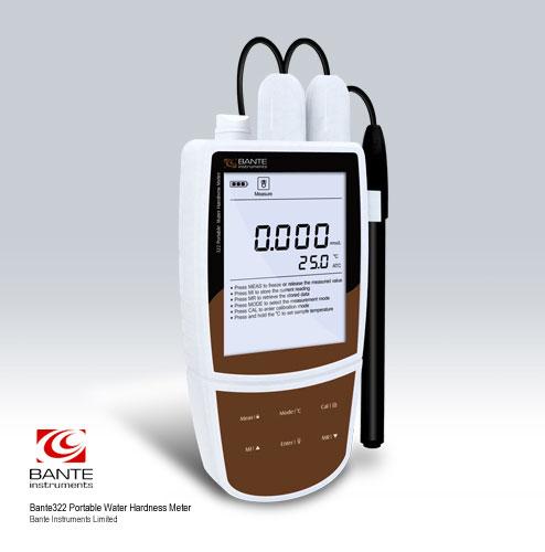 水質硬度計