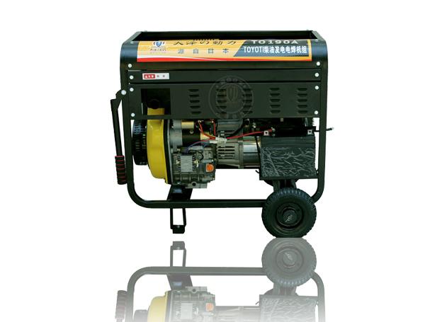 将220v和380v交流电变为低压的直流电,电焊机一般按输出电源种类可分