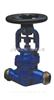 WJ61H承插焊接波纹管截止阀