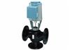 SKB32进口西门子蒸汽电动阀门、蒸汽电动调节阀