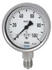 wika不锈钢压力表EN837-3 威卡压力表632.50