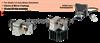 小光束直径检流计振镜系统