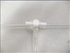T型三路活塞(四氟芯)