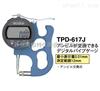 TPD-617J日本TECLOCK得乐数显厚度计TPD-617J厚度仪