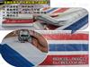 介绍货物遮盖彩条布/单膜防雨彩条布规格表
